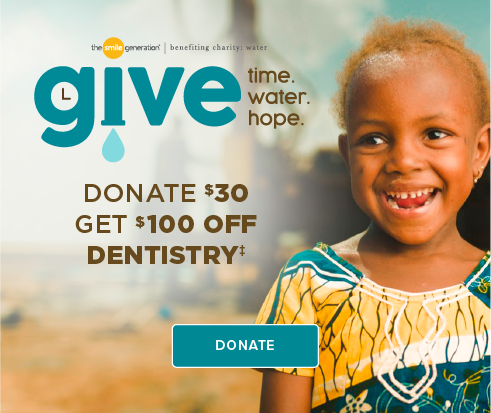Donate $30, Get $100 Off Dentistry - Chastain Park Dentistry
